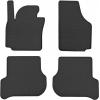 Коврики в салон (4 шт.) для Skoda Yeti 2009+/VW Golf Plus 2005+ (Stingray, 1020074)