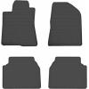 Коврики в салон (4 шт.) для Toyota Avensis (NG) 2003-2008 (Stingray, 1022124)