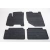 Коврики в салон (BUDGET, 4 шт.) для Chevrolet Aveo/Lacetti 2004+/ZAZ Vida 2012+/Daewoo Gentra 2013+ (Stingray, b1002014)
