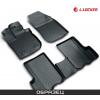 Kоврики в салон (к-кт., 4шт.) для Opel Astra K (5D) HB 2015+ (L.Locker, 211011301)