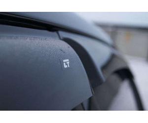 Дефлекторы окон для Jeep Cherokee (KL) 2013+ (COBRA, J11013)