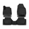 Коврики 3D в салон (4 шт.) для Ford Ecosport 2014+ (Novline, ORIG.3D.16.59.210k)