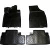 Коврики 3D в салон (4 шт.) для Lexus RX350 2009-2014 (Novline, NLC.3D.29.10.210k)