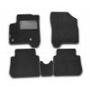 Коврики в салон (текстиль, к-кт. 5шт.) для Honda Jazz (АКПП) HB 2009-2013 (Novline, NLT.18.19.11.110kh)