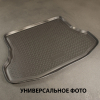 Коврик в багажник для Honda Jazz (GD) HB 2004-2009 (NorPlast, NPL-P-30-30)