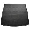 Коврик в багажник (с запаской) для Opel Insignia SD 2009-2013 (NorPlast, NPA00-T63-400)