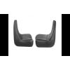 Брызговики (задние, к-кт 2шт.) для Renault Logan (X52) 2013+ (NorPlast, NPL-Br-69-24B)