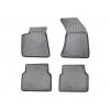 Kоврики в салон (к-кт. 4шт) для Audi A8 (D4,4H) 2010+ (NorPlast, NPA00-C05-500)