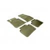 Kоврики в салон (к-кт. 4шт) для BMW 3 (F30,F31) 2011+ (NorPlast, NPA10-C07-100B)