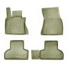 Kоврики в салон (к-кт. 4шт) для BMW X5/X6 (F15) 2013+ (NorPlast, NPA11-C07-700B)