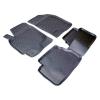 Kоврики в салон (к-кт. 4шт) для Chevrolet Epica 2006-2014 (NorPlast, NPL-Po-12-09)