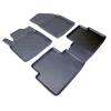 Kоврики в салон (к-кт. 4шт) для Citroen C5 2008+ (NorPlast, NPL-Po-14-17)