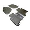 Kоврики в салон (к-кт., 4шт) для Honda Jazz (GD) 2004-2009 (NorPlast, NPL-Po-30-30)