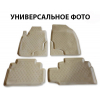 Kоврики в салон (к-кт., 4шт) для Hyundai ix55 2009-2013 (NorPlast, NPL-Po-31-11B)