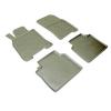 Kоврики в салон (к-кт., 4шт) для Infiniti М25/Q50 (Y51) 2010+ (NorPlast, NPL-Po-33-65B)