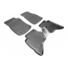 Kоврики в салон (к-кт., 4шт) для Mazda BT-50 2006-2011/Ford Ranger 2006-2015 (NorPlast, NPL-Po-55-50)
