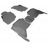 Kоврики в салон (к-кт., 4шт) для Toyota Hilux (N2) 2008-2011 (NorPlast, NPL-Po-88-18)