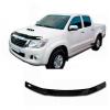 Дефлектор капота для Toyota Fortuner 2012+ (VIP, 42-63)