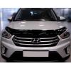 Дефлектор капота для Hyundai Creta/IX 25 2015+ (SIM, SHYCRE1112)