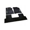 Коврики в салон (к-кт. 3шт.) для Honda CR-V (АКПП) 2012+ (AVTM, BLCCR1207)