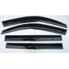 Дефлекторы окон для Toyota Highlander (XU40) 2012-2014 (ASP, BTYHL0823)
