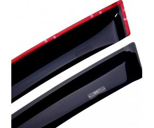 Дефлекторы окон для Kia Soul 2009-2014 (HIC, K25)