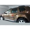 Молдинги на двери для Dacia Duster 2010+ (Automotiva, AT.DCDYSV10.F3)