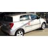 Молдинги на двери для Toyota Urban Cruiser 2008+ (Automotiva, AT.TYUBCRSV08.F35)