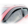 Дефлекторы окон (на скотче) для Renault Kangoo (2D) 2008+ (HIC, REN25-1)