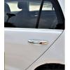 Хром накладки на дверные ручки для Volkswagen Golf 7 2014+ (ASP, BVWG7149)