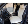 Накидки на сиденья автомобиля с ушками (передние, к-кт. 2 шт.) (AVTOРИТЕТ, beige_s)