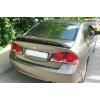 Спойлер (c стоп-сигналом) для Honda Civic (4D) 2006-2011 (ASP, rdash-hon-civ-spo1)