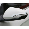Хром накладки на зеркала для Hyundai Elantra (AD) 2016+ (ASP, BHYET167)