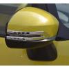 Хром накладки на зеркала для Suzuki Vitara 2015+ (ASP, BSKVT167)