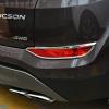Накладки на задние противотуманные фары для Hyundai Tucson (TL) 2015+ (ASP, BHYTS154-R)