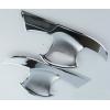 Хром накладки под дверные ручки (мыльницы) для Toyota Rav4 (Mk4) 2013+ (Asp, BTYRV1310)