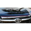 Накладка на капот (короткая) для Toyota Highlander (XU50) 2014+ (ASP, JMTTH14MCTS)