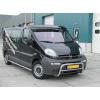 Козырек на лобовое стекло для Renault Тrafic/Opel Vivaro 2001-2014 (AVTM, TURAC3034)