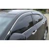 Дефлекторы окон (с молдингом) для Lexus RX 350/400 2003-2009 (AVTM, LERX3503)