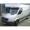 Козырек на лобовое стекло для Mercedes Sprinter/VW Crafter 2006+ (AVTM, TURAC3052)