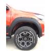 Расширители арок (без болтов) для Toyota Hilux 2015+ (Safari, FT.TOYHL.15)