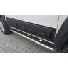 Накладки на двери для Volkswagen Amarok 2016+ (Safari, PD.VWAM.16)