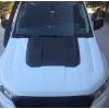 Накладка на капот для Ford Ranger 2013+ (Safari, AIR.FR.1316)