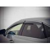 Дефлекторы окон (с молдингом) для Lexus NX 2014+ (AVTM, LENX256879)