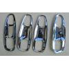 Хром накладки под дверные ручки (мыльницы) для Toyota Land Cruiser Prado 150 2014+ (ASP, JMTTP150DDHC)