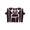 СИЛИКОНОВЫЕ ВСТАВКИ В САЛОН ДЛЯ BMW X1 (F48) 2015+ (BGT-PRO, PADS-BMW-X1-F48-R)