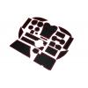 СИЛИКОНОВЫЕ ВСТАВКИ В САЛОН ДЛЯ LEXUS RX III 2009-2015 (BGT-PRO, PADS-LX-RX-3-R)