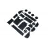 СИЛИКОНОВЫЕ ВСТАВКИ В САЛОН ДЛЯ LEXUS RX IV 2015+ (BGT-PRO, PADS-LX-RX-4-W)