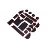 СИЛИКОНОВЫЕ ВСТАВКИ В САЛОН ДЛЯ LEXUS RX IV 2015+ (BGT-PRO, PADS-LX-RX-4-R)