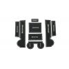 СИЛИКОНОВЫЕ ВСТАВКИ В САЛОН ДЛЯ MITSUBISHI LANCER X 2007+ (BGT-PRO, PADS-MITS-LANC-X-W)